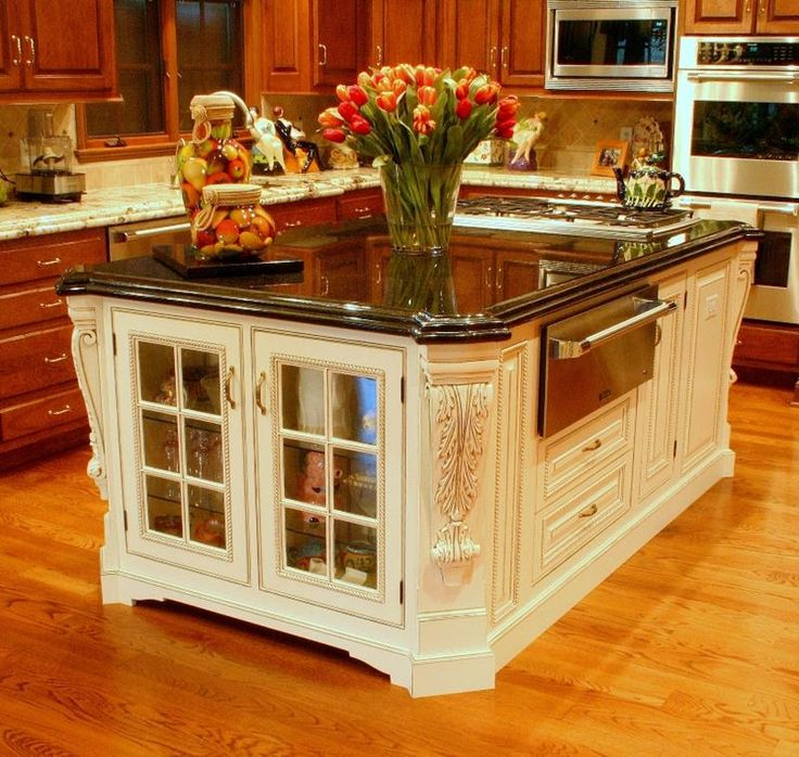 Islands In Kitchens the 25+ best custom kitchen islands ideas on pinterest | dream