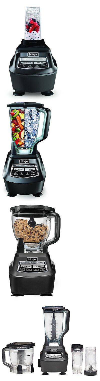 Blenders Countertop 133704: New Ninja Mega Kitchen System Bl770 1500W 2Hp Blender Food Processor Drink Maker -> BUY IT NOW ONLY: $164.99 on eBay!