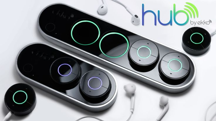 HUB | The first Hi-Fi, Wi-Fi hub for headphones and speakers project video thumbnail
