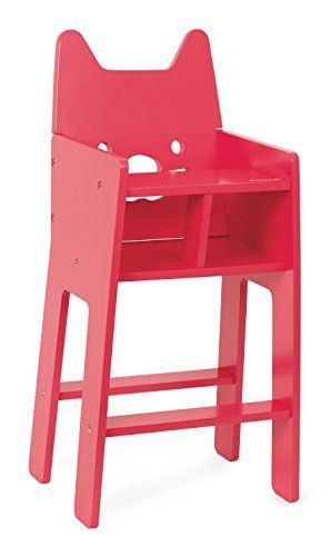 Janod Babycat Pink High Chair Janod  25 x 20.5 x 50.5 cm https://www.amazon.com/dp/B00XAWPXWA/ref=cm_sw_r_pi_dp_318JxbW5ST1E4