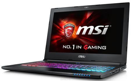 MSI GS60 6QD-256RU, Black  — 118230 руб. —  Игровой ноутбук MSI GS60 6QD-256RU оснащен Skylake - это кодовое имя новой 14-нм микроархитектуры процессоров Intel последнего поколения. По сравнению с предыдущими поколениями платформа Skylake обладает сниженным энергопотреблением при повышенной производительности. Процессор Core i7-6700HQ при средней нагрузке стал на 20% производительнее! Свободно переключайтесь между режимами Sport, Comfort и Green за счёт совершенно новой функции SHIFT…