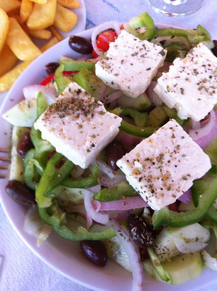 Greek salat :)