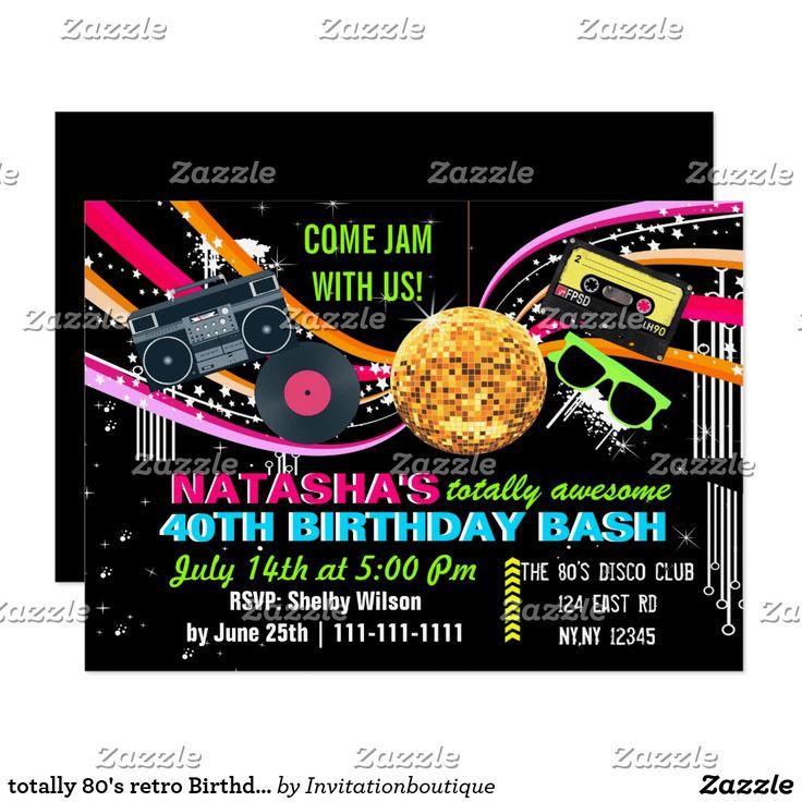 38 best Einladungskarten Geburtstag images on Pinterest | Birthday ...