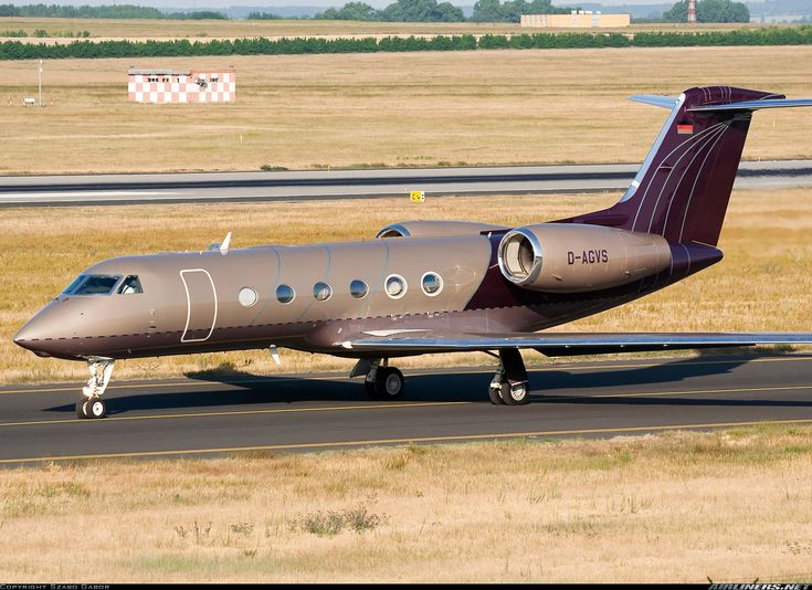Gulfstream Aerospace G-IV-X Gulfstream G450 - Untitled | Aviation Photo #1545322 | Airliners.net