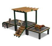 Paws 'n Play Dog Park Product   Dog Park Equipment   Barco Products   Barco Products