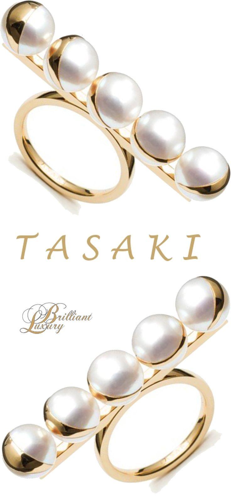 Brilliant Luxury * Balance Eclipse Ring // Tasaki