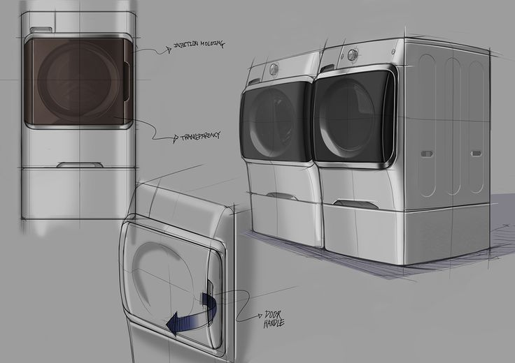 Product Sketch on Behance