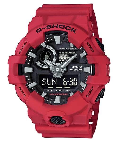286345397d5 Relógio Casio G-Shock Masculino GA-700-4ADR