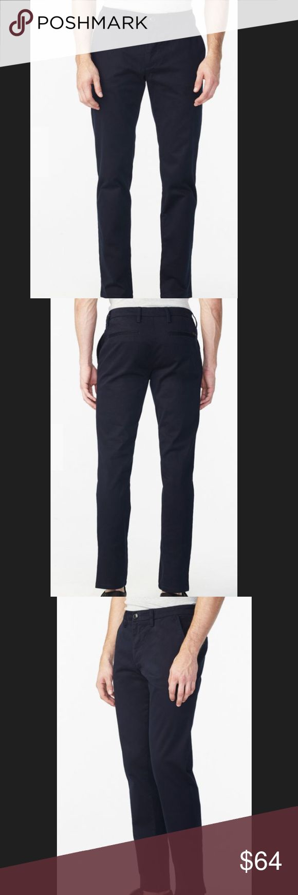 A/X ARMANI EXCHANGE Men's Slim Fit Dress Pants A/X ARMANI EXCHANGE Men's Slim Fit Dress Pants A/X Armani Exchange Pants Dress