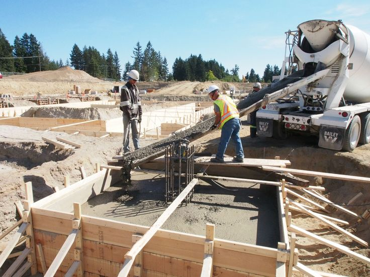 NIHP concrete pouring underway « North Island Hospital Project