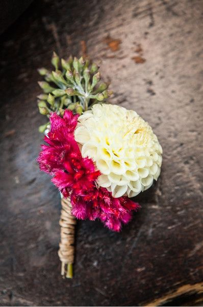 Dahlia Floral Arrangements Wedding Flowers Photos on WeddingWire