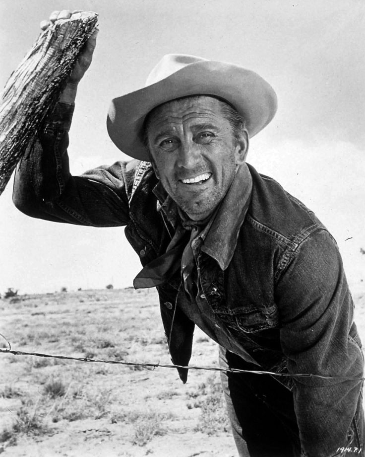 Kirk Douglas. Made some great films, from Lonely Are The Brave.