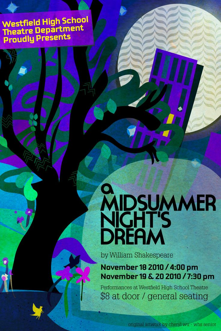a midsummer nights dream essay A midsummer night's dream is not only the title of this play but the overall theme as well in the story dreams bring many changes within the plot we will write a custom essay sample on.