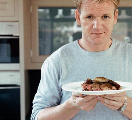Gordon's mix & match steak.Gordon Ramsey selects his favourite cuts of beef and explains how to prepare and cook for the perfect steak dinner