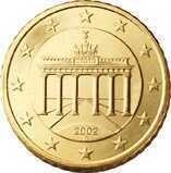 50c Saksa 2002 J