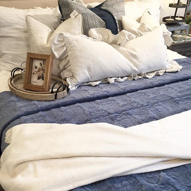84 best Navy Quilts Duvets Layers Beautiful Bedding images on