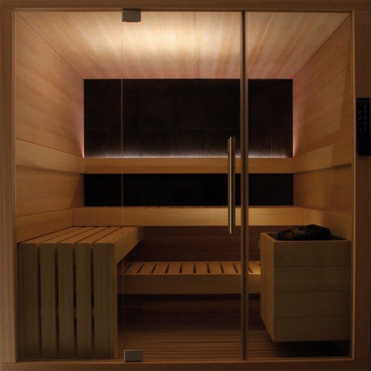 Finnish Sauna Biolevel Project GRANDFORM PROJECT Collection by GRANDFORM | design Giovanni Ligorio - Luiza Paste