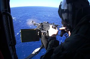 Marine USA FN MAG – 7,62mm