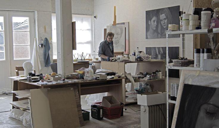 Part of my studio by DDzim on DeviantArt