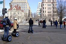 Segway PT - Wikipedia, the free encyclopedia