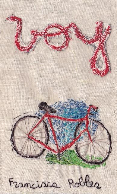 Los textiles de Francisca Robles para Voy