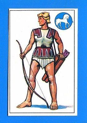 ARMI E SOLDATI - Edis 71 - Figurina-Sticker n. 17 - ARCIERE ATENIESE -Rec