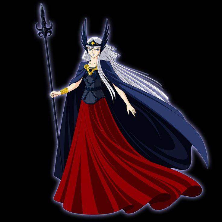 Hilda de Polaris (reencarnación de Odín)