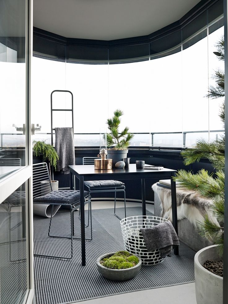 1000 Images About Taras Balkon Terrace Balcony On