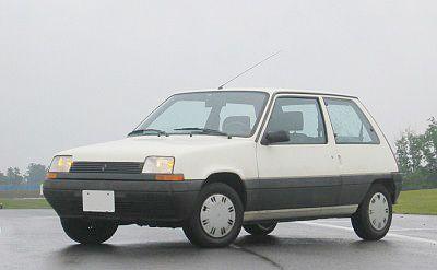 '87 Renault 5 AT
