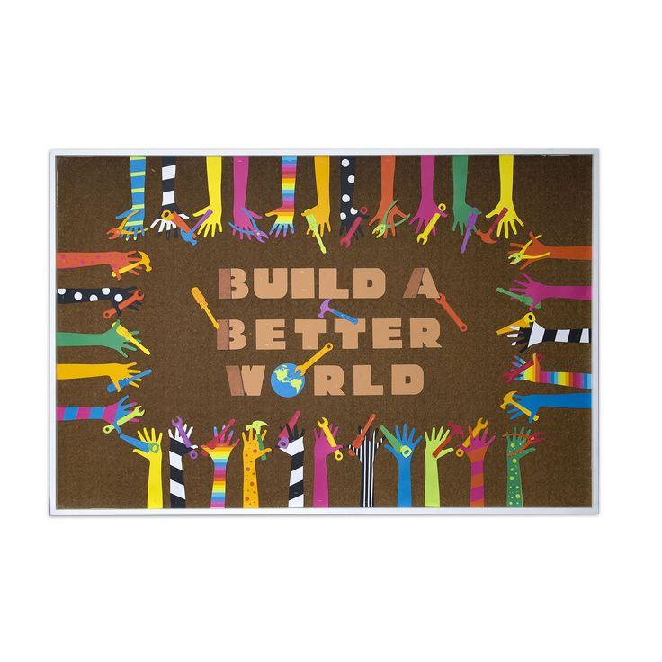Build A Better World Bulletin Board
