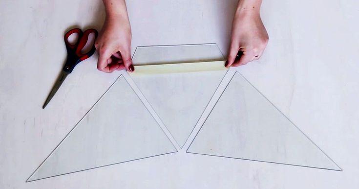 How To Make A DIY Geometric Terrarium   SF Globe