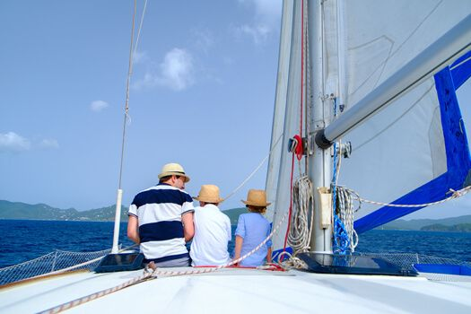 Sailing in Montenegro - group sailing experiences and sailing lessons for all levels.