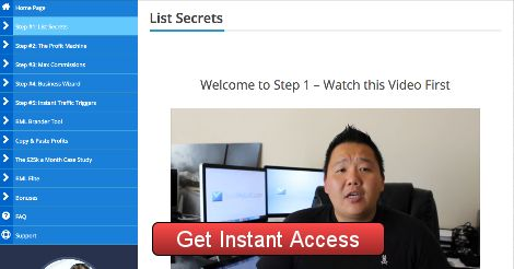 So question of the day is - Why don't you have an email list?  Chances are, you found it too hard, too tedious, or simply too much work.   Jimmy Kim just released his brand new 5 step  system called Build My List.