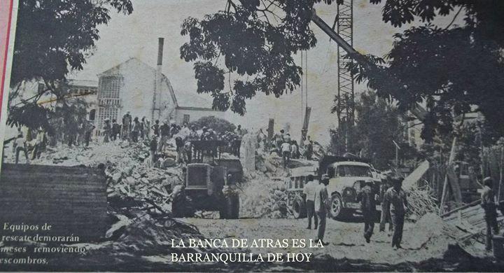 La Banca De Atrás ( Es La Barranquilla De Hoy) Photo 2016-08-23 02:36