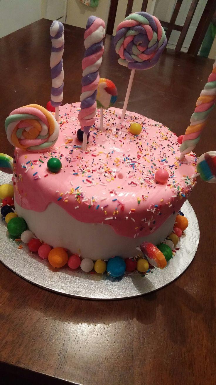Gâteau bonbon!!