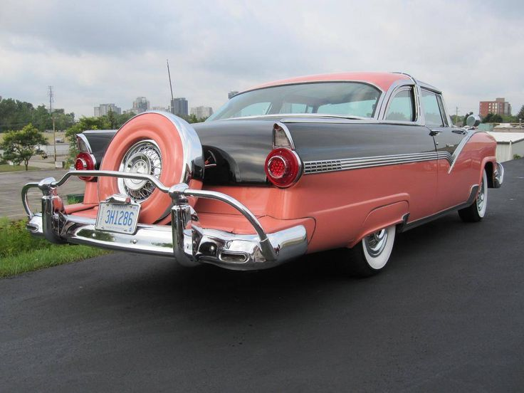 1956 Ford Crown Victoria for sale #1864612 - Hemmings Motor News