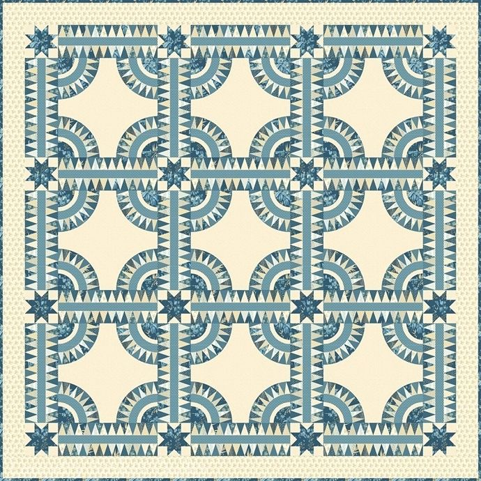 Laundry Basket Quilt Of The Day Honeymoon Pattern And