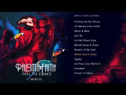 Paloma Faith - Fall To Grace (Album Sampler) My new fave artist!!!