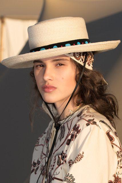 Il make-up della sfilata Dior Cruise 2018 creato da Peter Philips