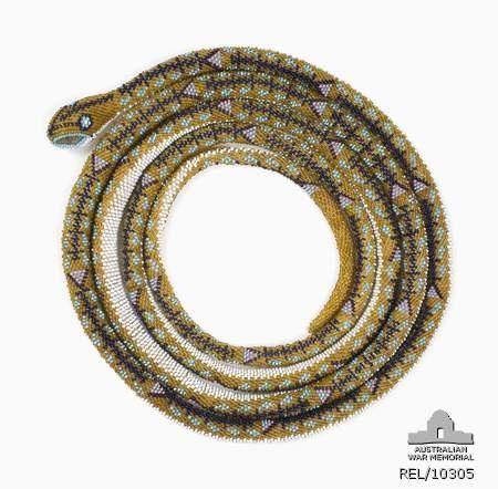 Turkish POW Snake