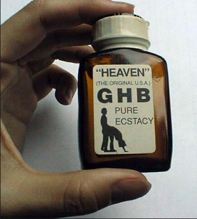 감마 하이드록시낙산 또는 감마 하이드록시뷰티르산(Gamma-Hydroxybutyric acid, GHB)은 마약류의 일종이며, 일명 물뽕으로 불린다. 자연으로는 중추 신경계, 와인, 작은 감귤류, 쇠고기, 동물 대부분의 체내 등에서 극미량 발견된다. GHB는 무색무취이고 복용하였을 때 환각 상태가 되며, 복용 후 일정 시간이 지나면 소변과 함께 배출되…