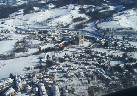 Mondovì #cities #piemonte #italy #provinciadicuneo