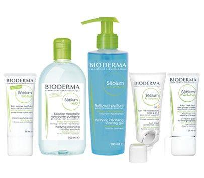 Productos Bioderma | Cuidados de la cara, cuerpo y cabello