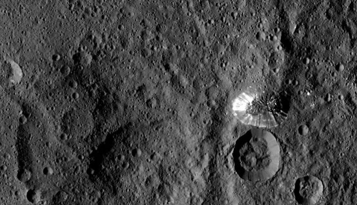 "david messias: NASA poderá ter identificado ""pirâmides do passado..."