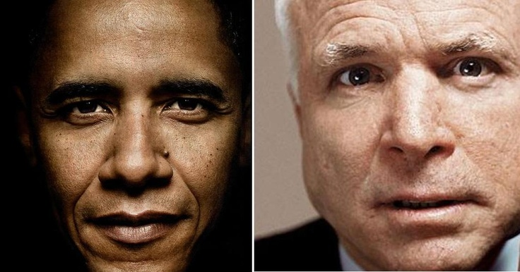 Image detail for -Obama Vs McCain