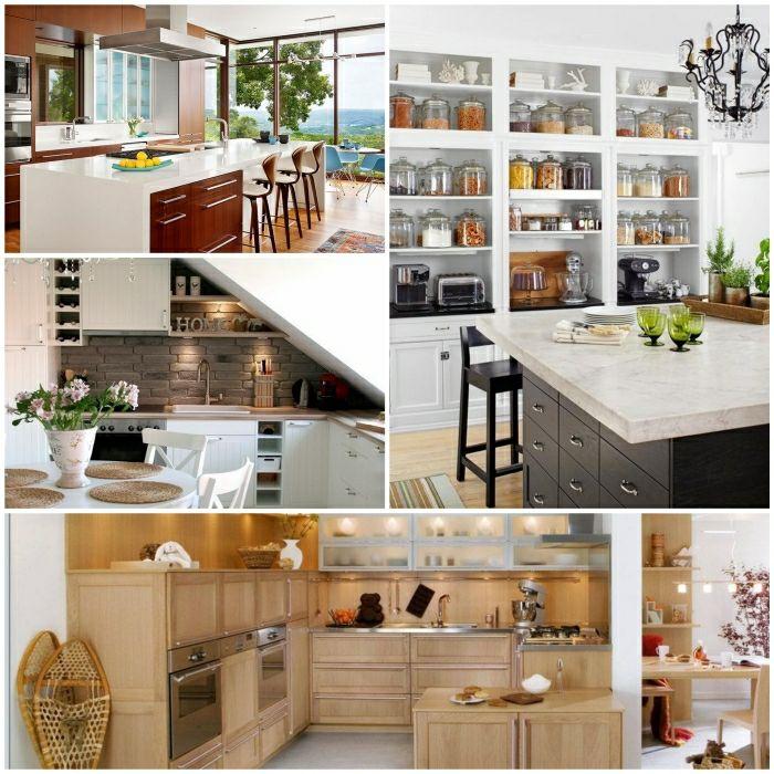 Toll Kücheneinrichtung Küchenausstattung Küchenideen Kleine Küche Einrichten