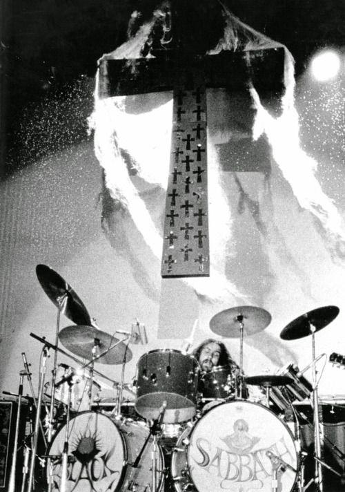 Bill Ward, Black Sabbath