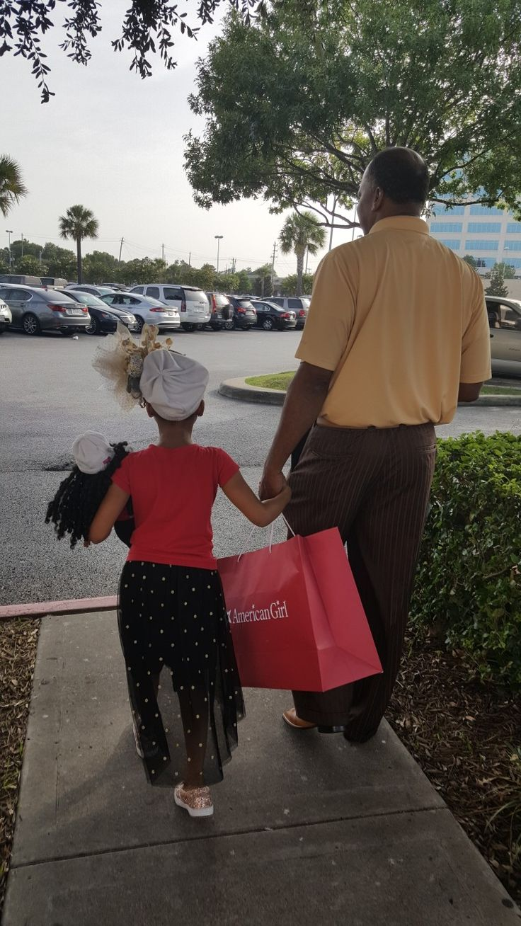 Love my American Girl Doll Daddy and my  visit to American Girl Doll Place Houston Store today. @agoffical #americangirlbrand #joy2everygirl