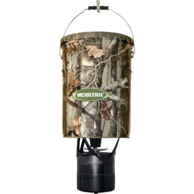 6.5 GALLON HANGING DEER FEEDER