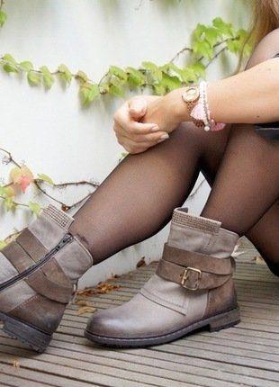 Kaufe meinen Artikel bei #Kleiderkreisel http://www.kleiderkreisel.de/damenschuhe/stiefeletten/143480806-braune-stiefeletten-mit-schnalle-von-paul-green-grosse-37